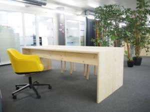 Gestaltung Büroräumlichkeiten eines Software-Unternehmens