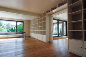 Anbau Mehrfamilienhaus