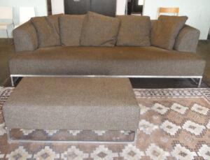 Sofa Solo mit Bank