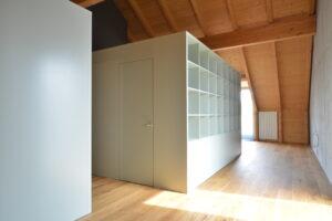 Umbau Wohnung Stockwerkeigentum