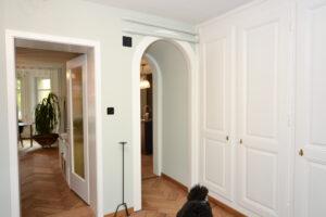 Renovation Wohnung im Erdgeschoss
