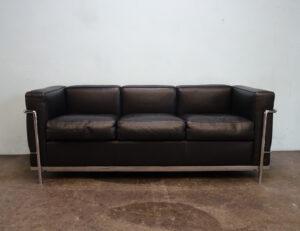 Sofa LC 2, 3er